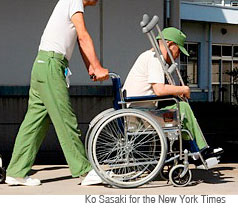 Elderly in Japanese Prison