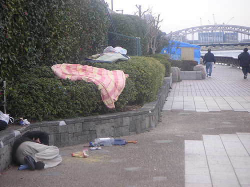 tent-homeless-sumida