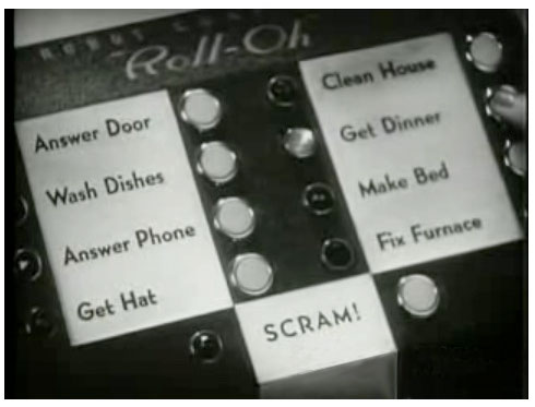 Roll-oh robot control box